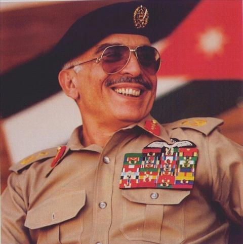 King Hussein @All Rights Reserved