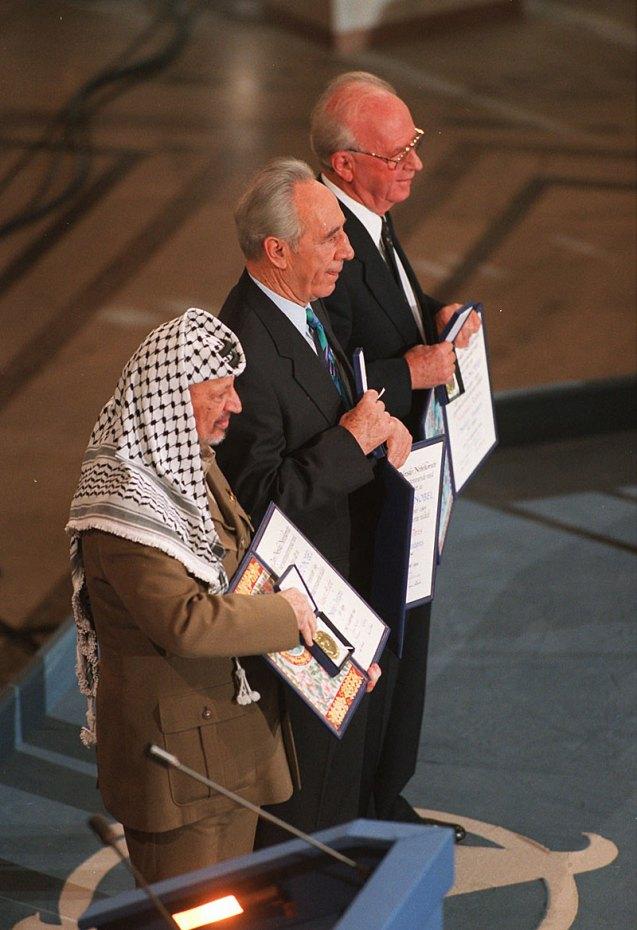 Yasser Arafat,  @DR