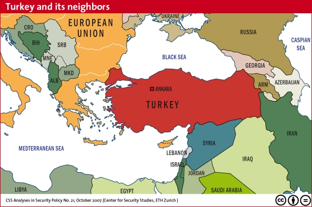 Is Turkey heading for Strategic Reorientation?