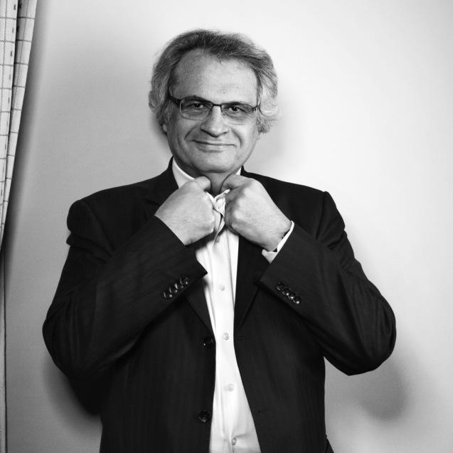 Amin Maalouf, do Líbano para a Academia Francesa. © Jerôme Bonnett