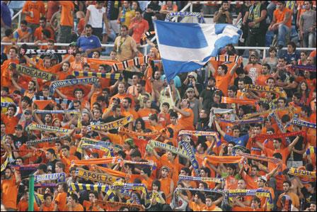 Um jogo do APOEL  © Direitos Reservados | All Rights Reserved