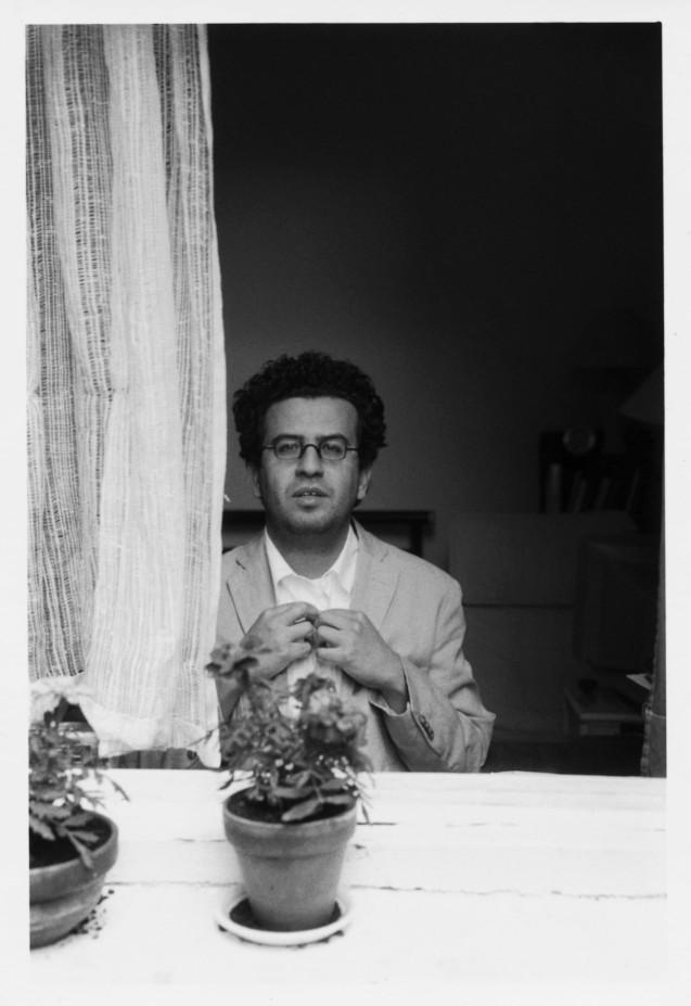 Hisham Matar © Diana Matar | www.writerscentrenorwich.org.uk/