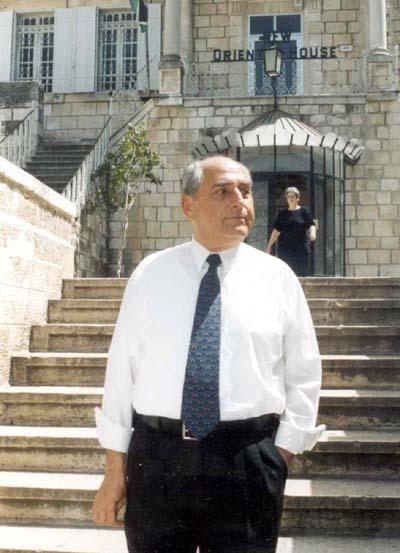 Faisal al-Husseini