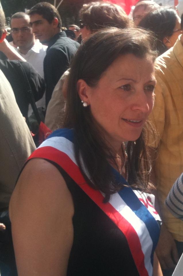 Alda Pereriar-Lemâitre, como maire de Noisy-le-Sec. O mandato durou de 2008 a 2010. @DR (Direitos Reservados | All Rights Reserved)