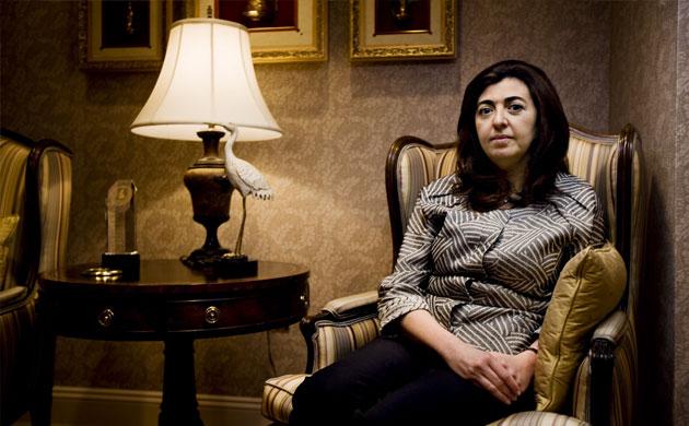 Houda Nonoo, a judia, escolhida pelo Rei do Bahrain para ocupar o mais importante cargo diplomático: embaixadora nos Estados Unidos. © Direitos Reservados | All Rights Reserved