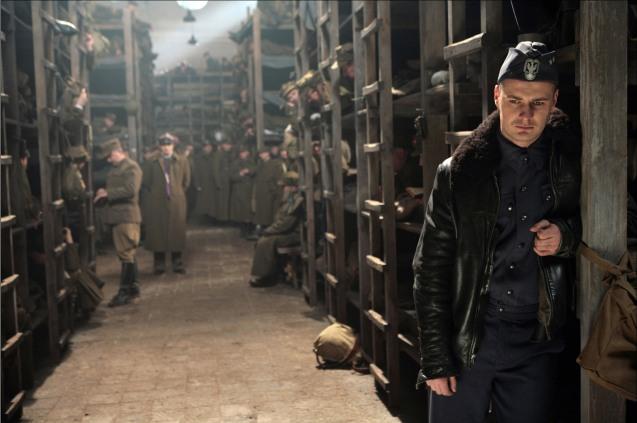 Imagem do filme Katyn, de Andrej Wada, sobre um massacre que assombrou a Polónia. @ A V