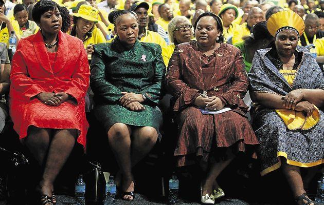 As primeiras-damas de Jacob Zuma | My East-West
