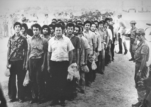 July 20 and August 14, 1974, over 200,000 Greek Cypriots were ethnically cleansed from their homes and had to flee as refugees to the southern part of the island, while more than 50,000 Turkish Cypriots were forced un-willingly to move in the occupied area. @