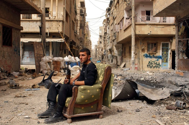 © Khalil Ashawi | Reuters