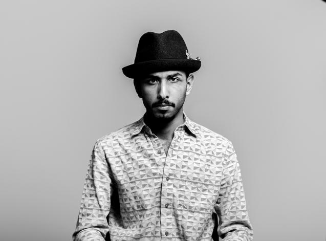 Fahad Albutairi fotografado por Abdullah Alshehri, em 15 de Maio de 2013. @ AMS Studios, Riad (Arábia Saudita)