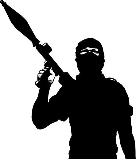 Terrorist - photo 1