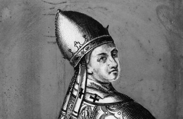 Foto 3-Papa Bento IX