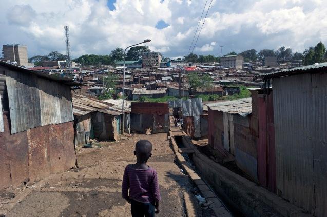Nairobi's Mathare Slums