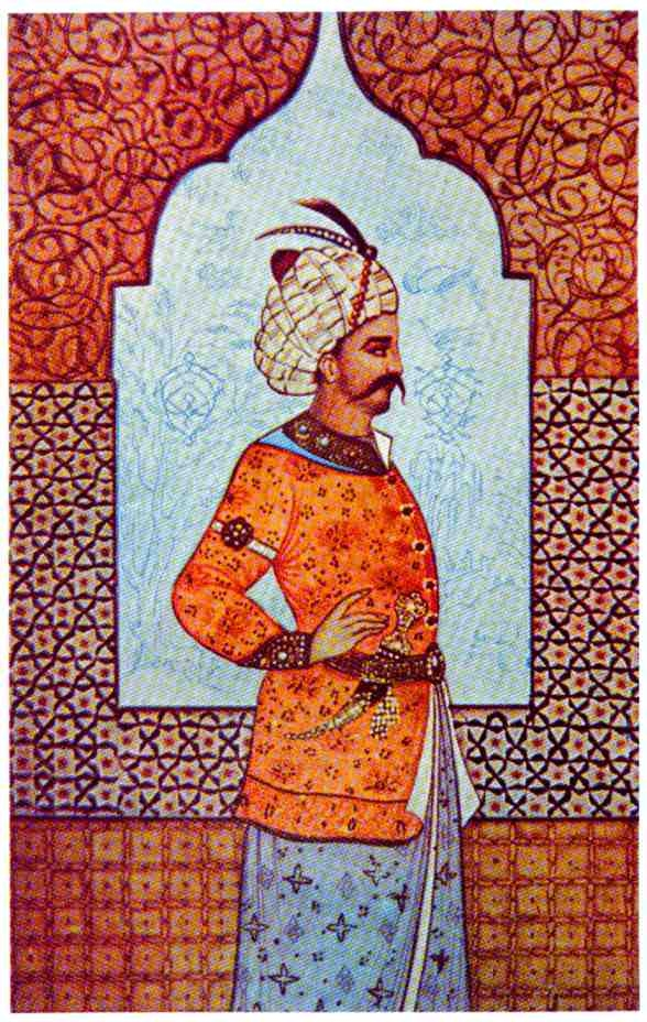 Xá Ismail, rei da dinastia Safávida. @Dr (Direitos Reservados | All Rights reserved)