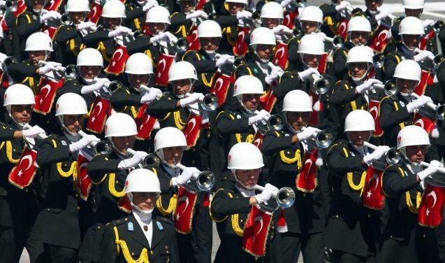 TURKEY-VICTORY DAY