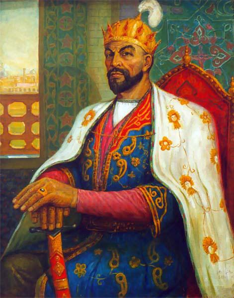 Tamerlão, Rei da dinastia dos Timuridas @DR (Direitos Reservados | All Rights Reserved)