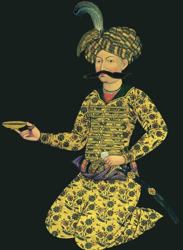 O Xá Abbas I, O Grande, ficou na história pelas suas conquistas militares, reformas institucionais e espectaculares monumentos arquitectónicos, oferecendo ao Irão uma glória que há séculos não gozava. @DR (Direitos Reservados | All Rights Reserved)