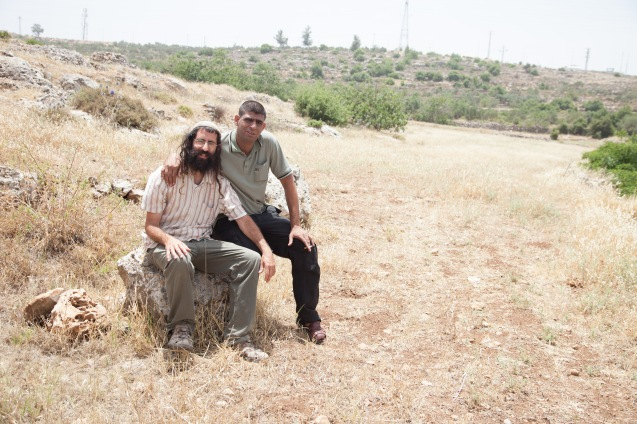 The settler and the former prisoner: an improbable friendship. © Udi Goren