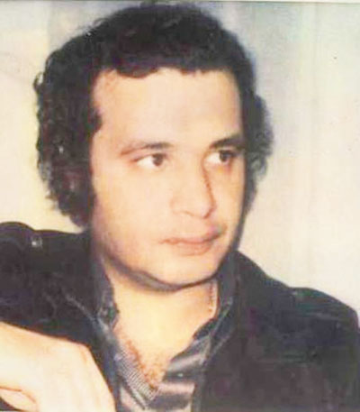 "Palestinian Ali Hassan Salameh, the so-called ""red prince"" and a friend of Robert Ames, was killed by the Mossad in Beirut. © All Rights Reserved"
