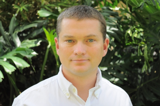 Reece um dos directores da revista Political Geography and Geopolitics e presidente do Political Geography Specialty Group da Association of American Geographers ©
