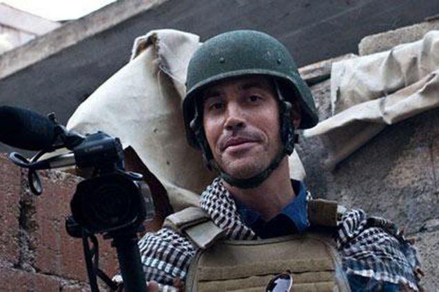 James Foley foi o primeiro dos reféns estrangeiros decapitados pelo DAESH. O vídeo macabro da sua execução foi colocado na Internet. © Daily Mirror.UK