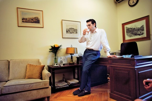 Alexis Tsipras © koolnews.gr