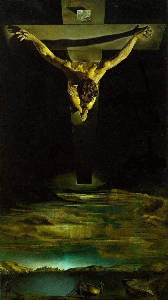 @Salvador Dalí