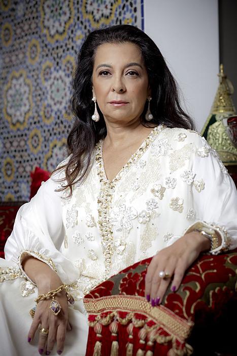 Embaixadora de Maroocos, Karima Benyaich Cortsia de | Courtesy of Pedro Bettencourt