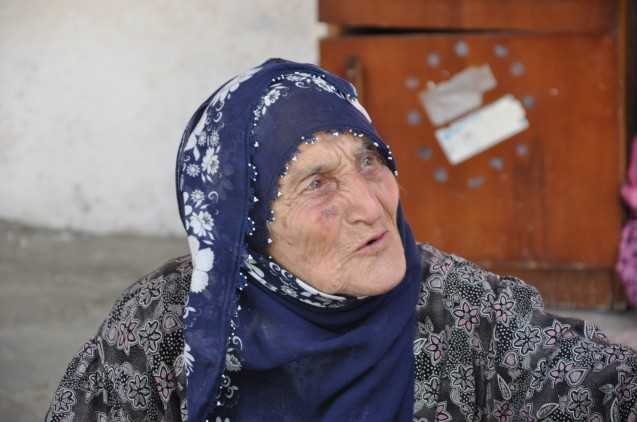 Asiya is what some people call a hidden Armenian, thought to be the last surviving Armenian in Chunkush, a small village in southeastern Turkey. George Aghjayan | The Washington Post