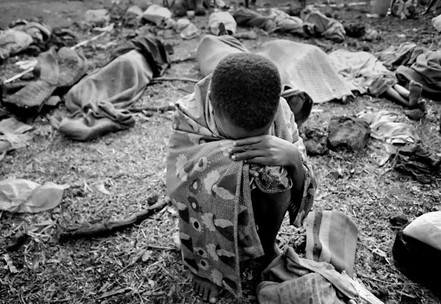 """""""O grau de homicídios [no Ruanda] foi o triplo do Holocausto cometido pelos nazis e envolveu mais de um milhão de executores, cúmplices e intermediários"""", diz o arménio Richard Giragosian. © Newsbuzzz"""