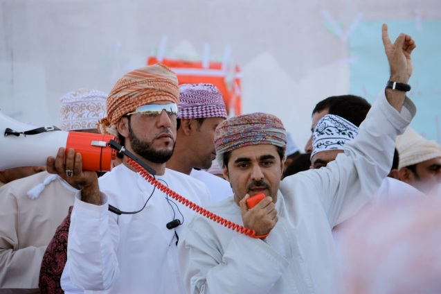 In Salalah, Sohar and Muscat there has been significant protests, demanding political reform and even regime change. © muscatmutterings.com