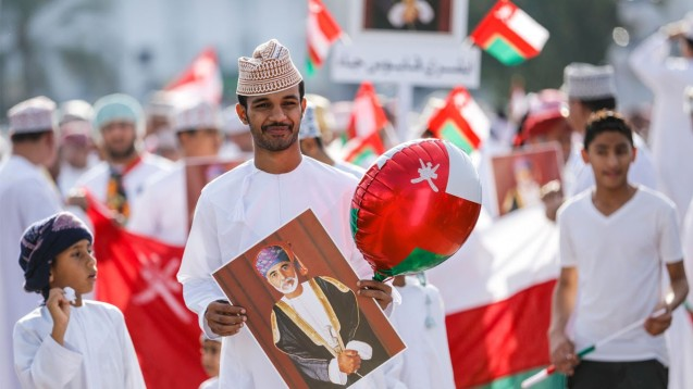 Omanis loyal to Sultan Qaboos rejoice after he returned home after several months in a hospital in Germany: Marc Valeri says that it might look but it is not a paradox this love-hate relationship. Many people only know this ruler and are afraid of what will be the future without him. © All Rights Reserved