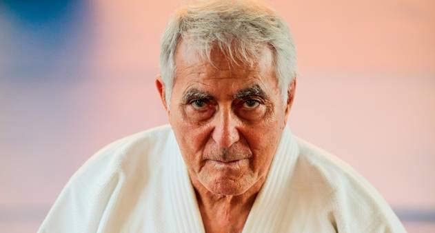 Geraldo Bernardes, o mestre que deu glória ao judo brasileiro © Pedro Kiriles | O Globo